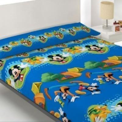 Jogo cama Mickey Mouse - Solteiro
