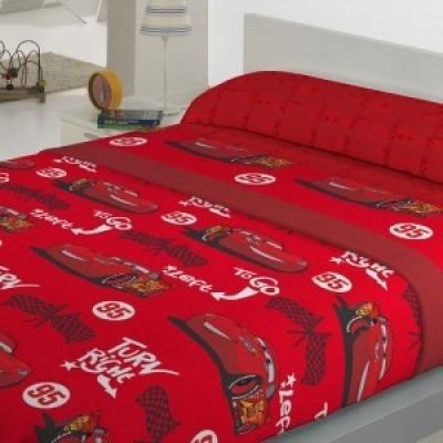 Jogo cama termico cars