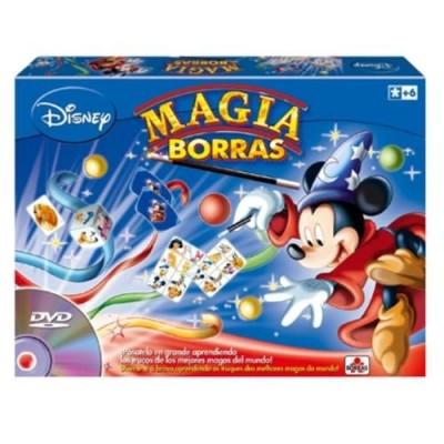 Jogo de Magia do Mickey com DVD