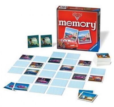 Jogo Disney Cars2 memória®
