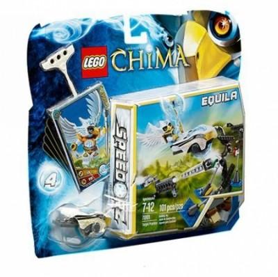 Jogo Lego ChimaTiro ao Alvo (Speedorz)