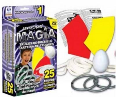 Jogo Magia 1 c/25 Truques