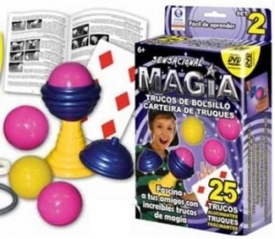 Jogo Magia 2 c/25 Truques