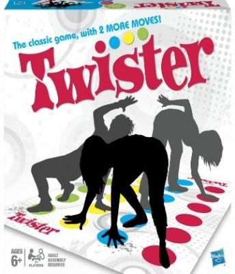Jogo Twister Hasbro