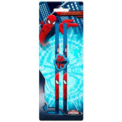 Kit escolar Spiderman Marvel 3pçs
