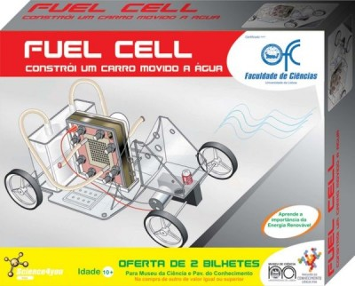 Kit Fuel Cell Carro-Science4you