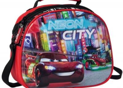 Lancheira Cars neon city