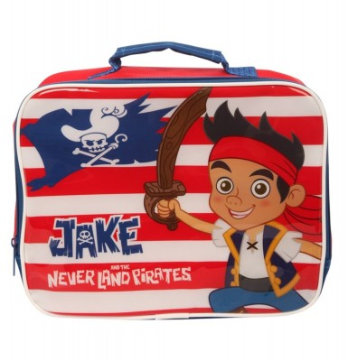 Lancheira escolar Jake e os Piratas da Terra do Nunca