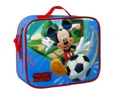 Lancheira Mickey Futebol