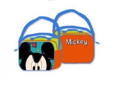 Lancheira Mickey Mouse Orange