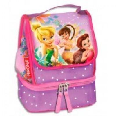 Lancheira Termica 2 fechos Princesas Disney