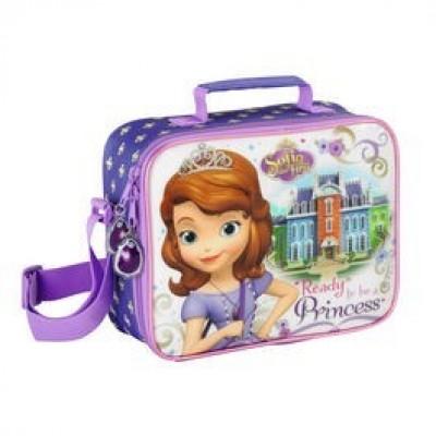 ba53c2b4d Lancheira Termica Disney Princesa Sofia | Loja da Criança