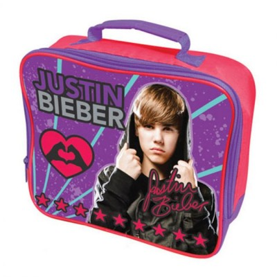 Lancheira térmica Justin Bieber