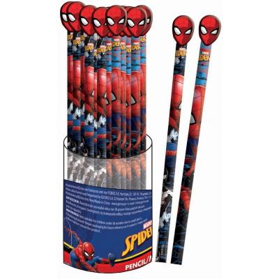 Lapis c/ borracha Marvel Spiderman