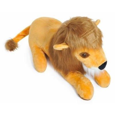 Leão de Peluche Grande 115cm