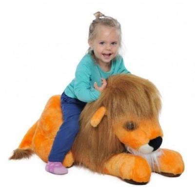 Leão de Peluche Grande 160cm