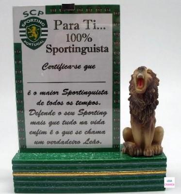 Leão Diploma do Sporting