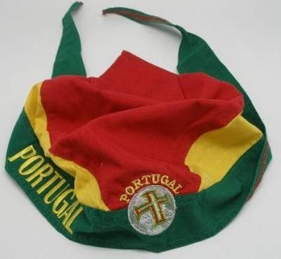 Lenço para cabeça Portugal