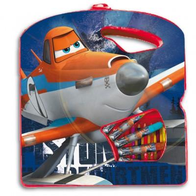 Mala Pinturas Dusty Avioes Disney