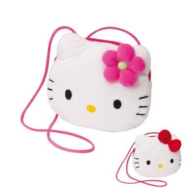 Malinha Ombro Hello Kitty