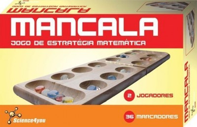 Mancala Jogo Science4you