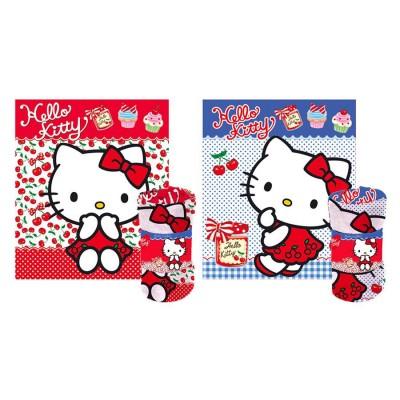 Manta Cerejas Hello Kitty Kids