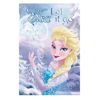 Manta Polar Frozen Let it Go