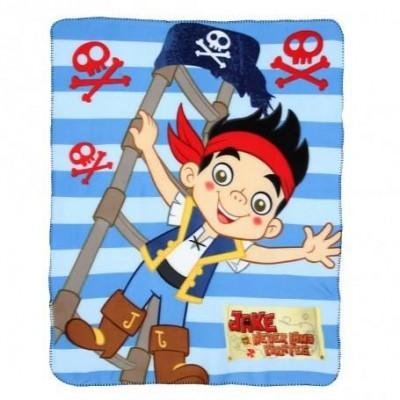 Manta polar Jake Os Piratas