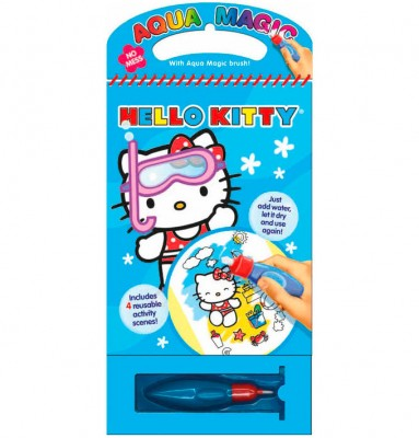 Marcador mágico Hello Kitty