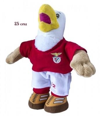 Mascote Aguia Vitoria Benfica Peluche