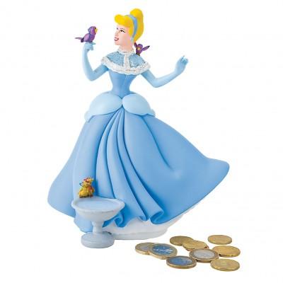 Mealheiro Cinderela Disney 21cm