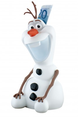 Mealheiro Frozen Olaf 24cm