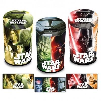 Mealheiro Star Wars Sortido