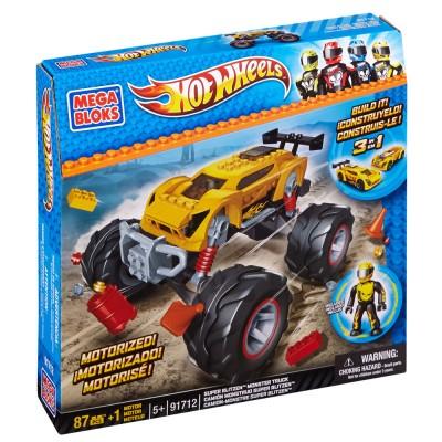 Mega Hot Wheels Monster Truck