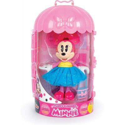 Minnie - Fluffy Flamingo - 15 cm