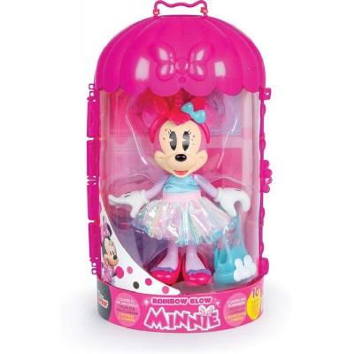 Minnie - Rainbow Glow - 15 cm