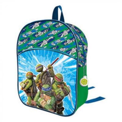 Mochila 3D Tartarugas Ninjas