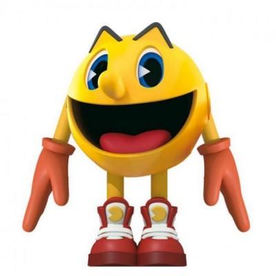 Mochila em forma do Pac Man