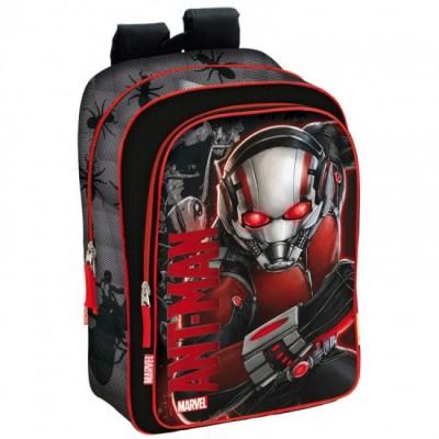 Mochila escolar adap trolley Ant-Man Marvel Red