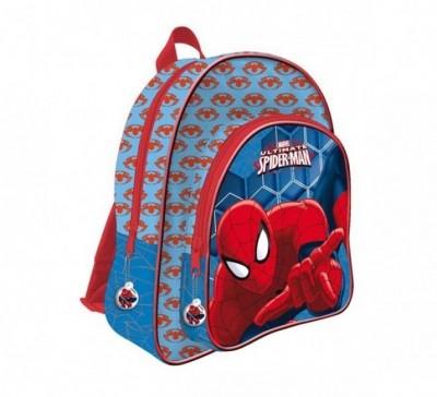 Mochila escolar adap trolley Marvel Ultimate Spiderman 41cm