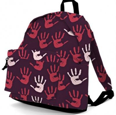 Mochila escolar Hands 43cm
