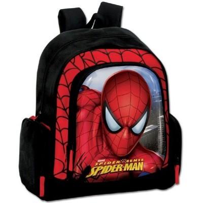 Mochila escolar homem aranha bolsas