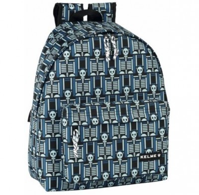 Mochila Escolar Kelme Blue