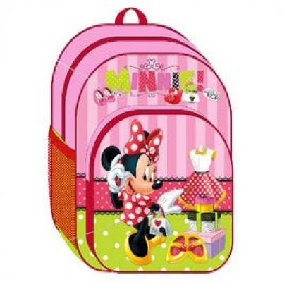 Mochila Escolar Minnie Fashion