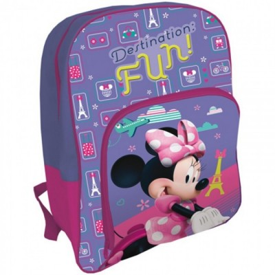 Mochila escolar Minnie & Margarida Fun