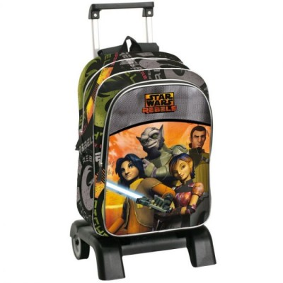 Mochila Escolar Trolley Star Wars Rebels Republic