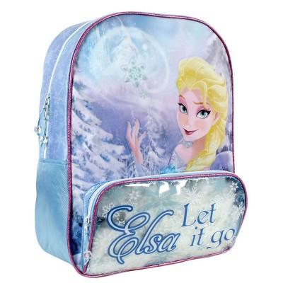 Mochila Frozen Disney Let It Go grande