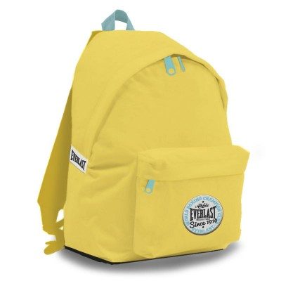 Mochila Grande Everlast Yellow