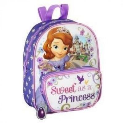 Mochila Pratica Princesa Sofia Sweet
