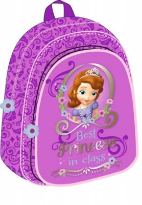 Mochila Pre Escolar 24 Princesa Sofia best in class